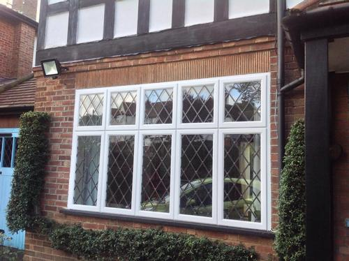 Georgian windows installed by Brentwood Joinery in Essex